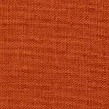 Indoor Outdoor Fabric For Upholstery Dark Orange Solid Textured Indoor Upholstery Fabric By The Yard