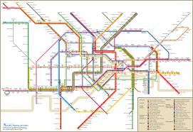 Ny Metro Map Beauty Vs Usability Exploring Information Design Through Subway