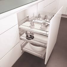 base liner with solid base shelves is a versatile pull out under