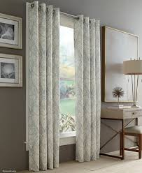 Black And Cream Damask Curtains Curtains And Window Treatments Macy U0027s