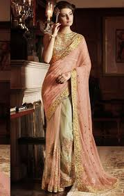 Lehenga Style Saree Draping Buy Bridal Blouse Neck Designs Heavy Work Saree Draping Styles For