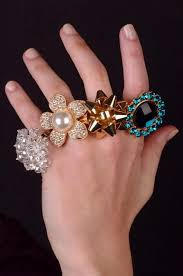 big rings images Big rings for women add more charm technology and style mag jpg