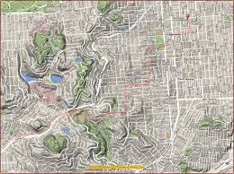San Francisco Elevation Map San Francisco Bay Area Photo Blog May 2015