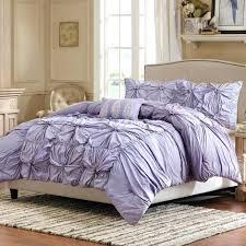 Purple Full Size Comforter Sets Light Purple Duvet Covers Melody Purple Cotton Mix Duvet Set