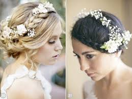 bridal flowers for hair 50 wedding hairstyles using flowers