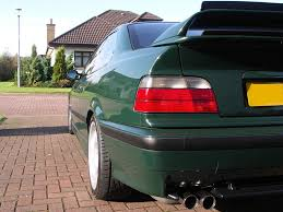 british racing green e36 m3 gt coupe british racing green individual a photo on