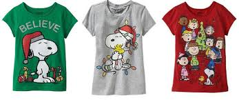 snoopy christmas t shirts wish guide giveaway celebrate 50 years of a brown