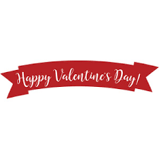 happy valentines day banner silhouette design store view design 247132 happy s