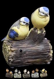 ornamental motion sensor whistling bird garden ornament ebay