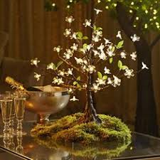 wedding décor direct illumination cherry blossom led tree