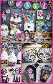 awesome dia de los muertos home decor home style tips fantastical