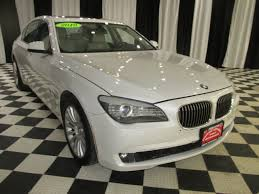 2010 bmw used 2010 used bmw 7 series 750li xdrive at speedway auto mall serving