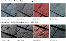 metal roof colors how to select the best color for a new metal