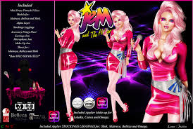 Jem Halloween Costume Marketplace Lamu Fashion Costume Jem