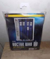 Doctor Who Shower Curtain Doctor Who Tardis Shower Rack Caddy Thinkgeek Ebay