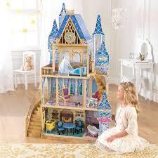 Dolls House Furniture Sets Disney Princess Cinderella Royal Dreams Dollhouse With Furniture