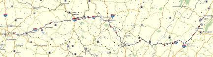 Lexington Ky Map Lexington Ky U2013 Harrisonburg Va Don Moe U0027s Travel Website