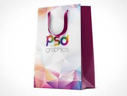paper shopping bags u0026 cloth string handles psd mockups psd mockups