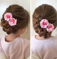 flower girl hair 15 flower girl hairstyles