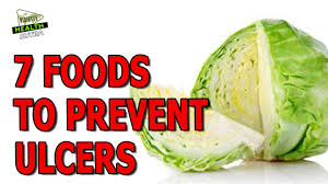 7 foods to prevent ulcers youtube