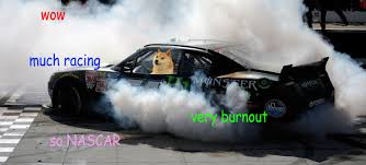Doge Meme Car - how doge could come to nascar