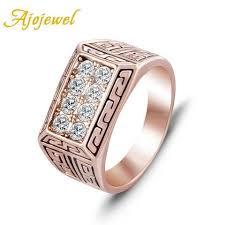 gothic rings men images Size 8 12 ajojewel brand quality cz men 39 s jewelry fashion white jpg