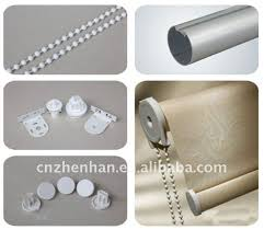 Universal Curtain Track Aluminum Curtain Track Curtain Accessory Curtain Rod Roller Blind
