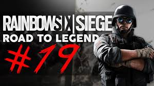 rainbow six siege road to legend episode 19 youtube