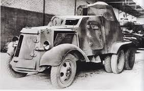gaz tigr interior aac 1937