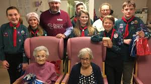 Home Instead by Home Instead Senior Care Sale And Altrincham Be A Santa To A