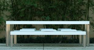 modern outdoor dining table 5 favorites from modern outdoor furniture design2share interior