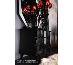 Gothic Bedroom Furniture by Dreamfurniture Com Armani Xavira Gothic Bed