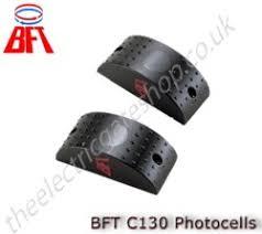 bft c130 photocells pair