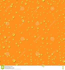 dog halloween transparent background orange water transparent drops seamless pattern stock vector