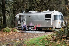 photos local turns airstream into high tech office space