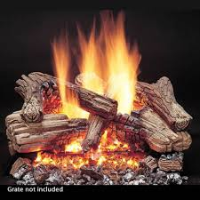 monessen duzy 3 refractory vented gas log set gaslogsguru com