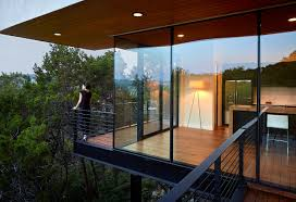 ravine house austin texas modern home design architect austin
