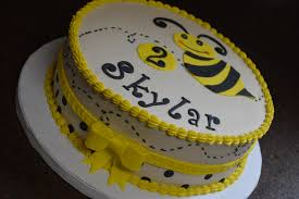 bumblebee cakes celebration cakes out of the bakery