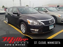 2015 nissan altima xtronic cvt certified pre owned 2015 nissan altima 2 5 s 4d sedan in st cloud