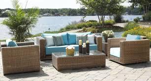 Amazon Com Outdoor Patio Furniture - patio u0026 pergola real wicker patio furniture trendy rattan