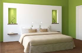 Dark Accent Wall In Small Bedroom What Colour Carpet Goes With Green Walls Bedroom Ideas Decorating