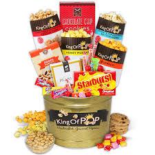 popcorn gift baskets popcorn gift baskets by kingofpop