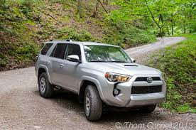 toyota 4runner 2014 review 2014 toyota 4runner review and road test by thom cannell