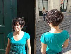 Bob Frisuren Damen Locken by Kurze Lockige Haare Schneiden Hair Lockige Haare