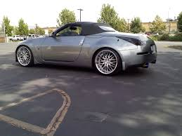 nissan 350z convertible cplreyes 2004 nissan 350z specs photos modification info at