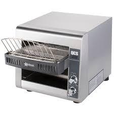 Conveyor Toaster Oven Star Qcs1 Compact Conveyor Toasters Star Manufacturing