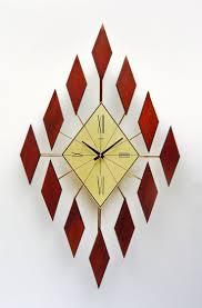 14 best starburst clocks from clubmoderne etsy images on pinterest