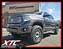 toyota lifted xtc motorsports xtreme trucks and cars gilbert arizona