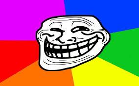 Meme Generator Troll - rainbow troll blank template imgflip