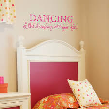 family inspirational quotes girls promotion shop for promotional belvedere designs five favorites girls room decals does your little girl love to dance then this
